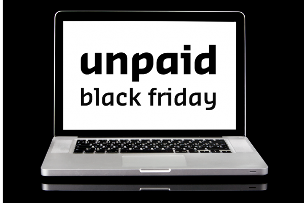 Black friday unpaid