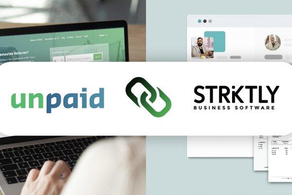 Striktly Business Software maakt de koppeling met Unpaid