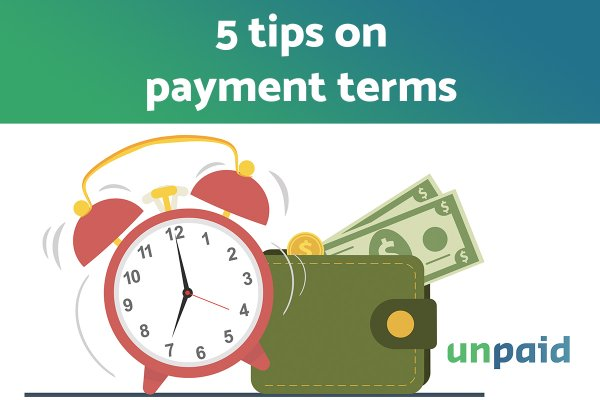 tips on payment terms