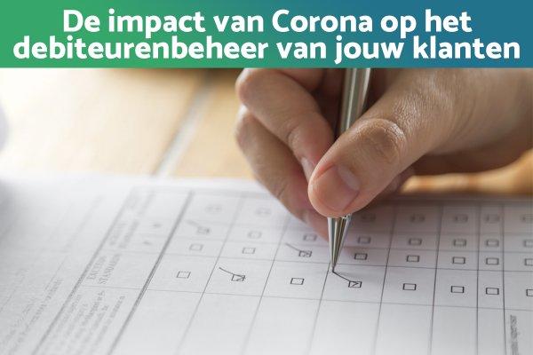 onderzoek corona impact debiteurenbeheer