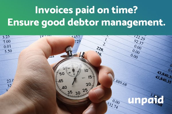 good debtor management
