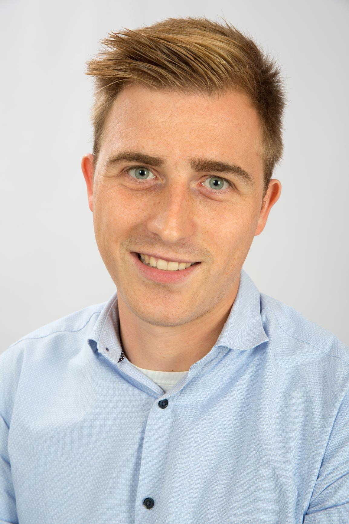Pieter Houbaert, dossierbeheerder Unpaid