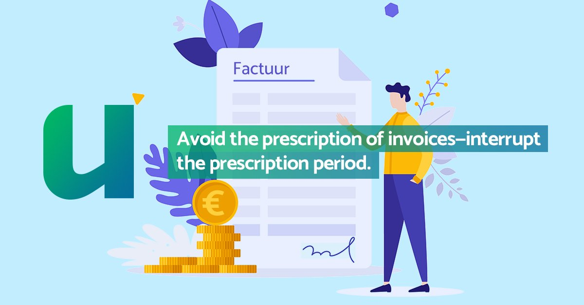 Avoid the prescription of invoices