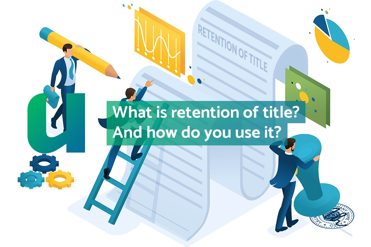 What is retention of title?