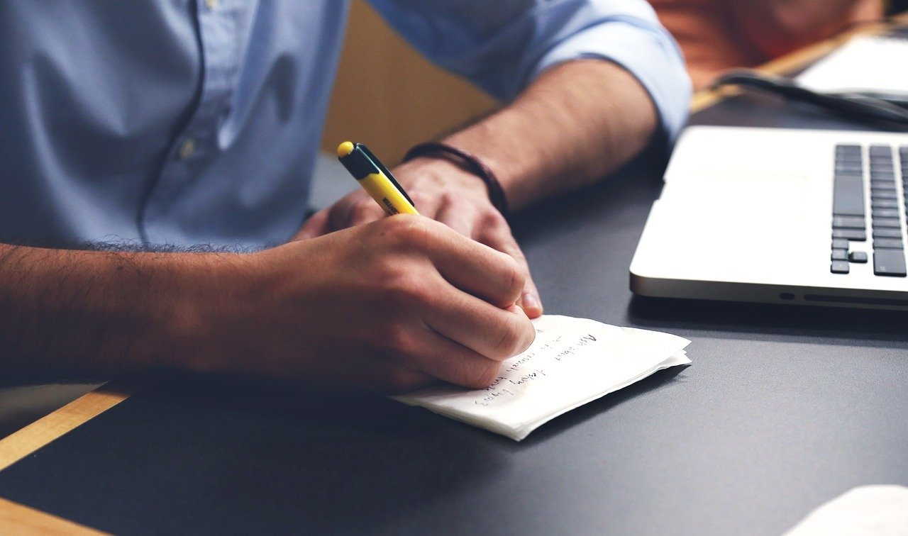 Write down guidelines for your company